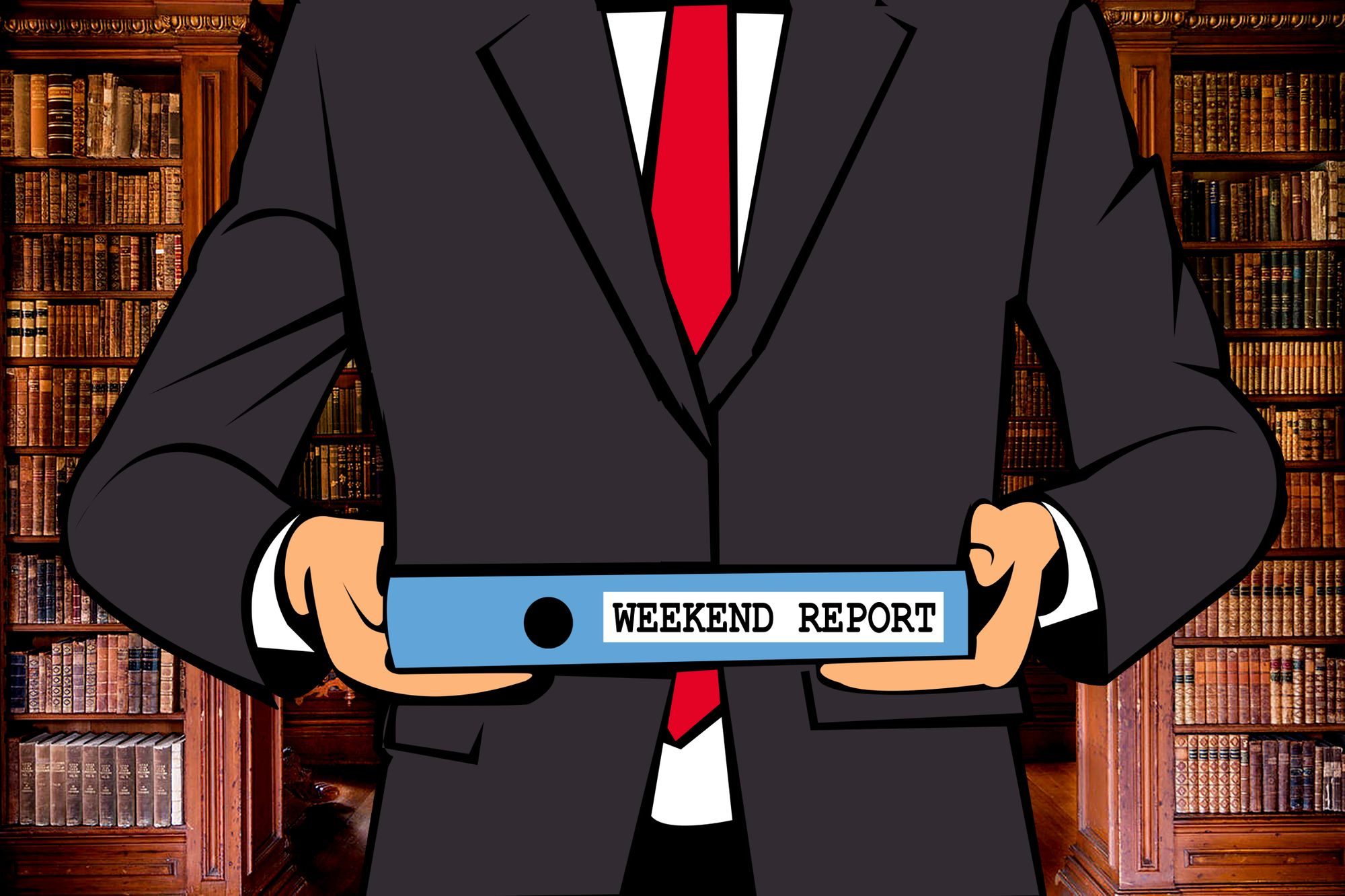 Market Takes a Tumble - Weekend Report