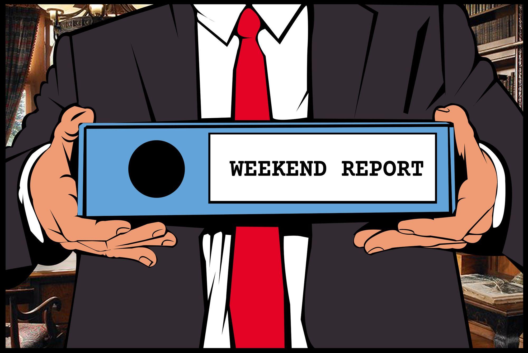 Market Recovers - Weekend Report