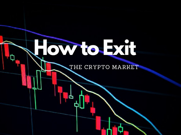 I'm Sitting on +$1MM in Crypto & Want to Exit — What are my Options?