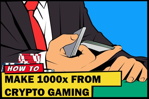 Play-to-Earn Gaming will Make you Millions