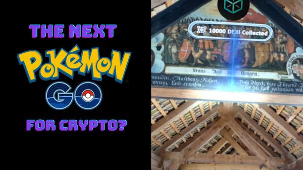 The Next Pokémon Go for Crypto?