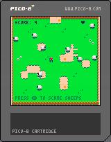 Bull Sheep Pico-8 Cartridge