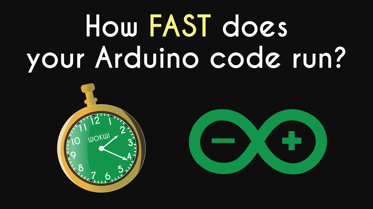 How Fast Does Your Arduino Code Run?