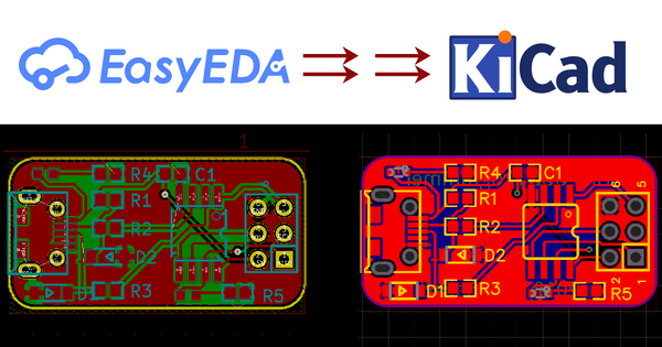 Introducing: EasyEDA 2 KiCad