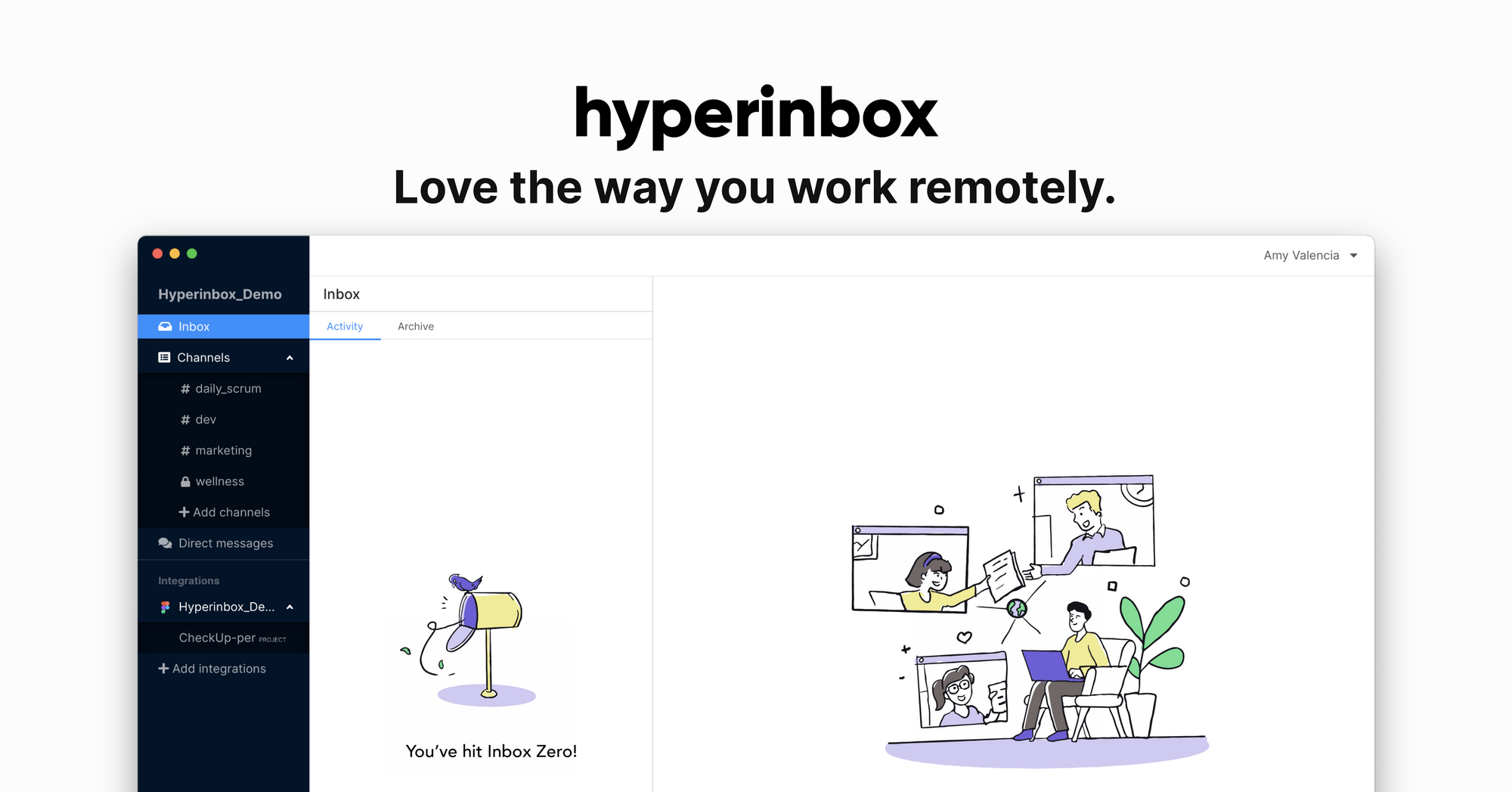 Launching Hyperinbox: The New Remote Work Stack