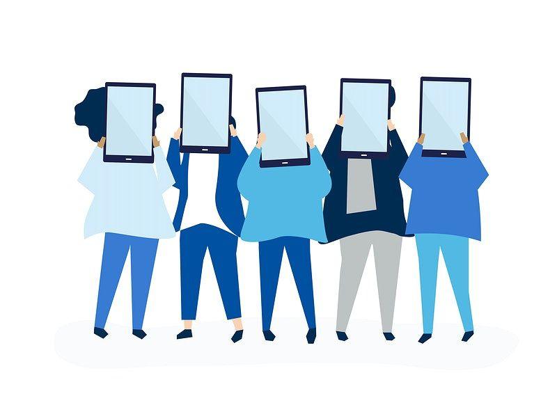 Display: como utilizar tablets para que pacientes localizem salas