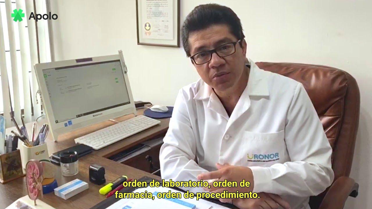 Caso de sucesso: veja como o Ninsaúde Apolo auxilia o Dr. Hugo Ordóñez