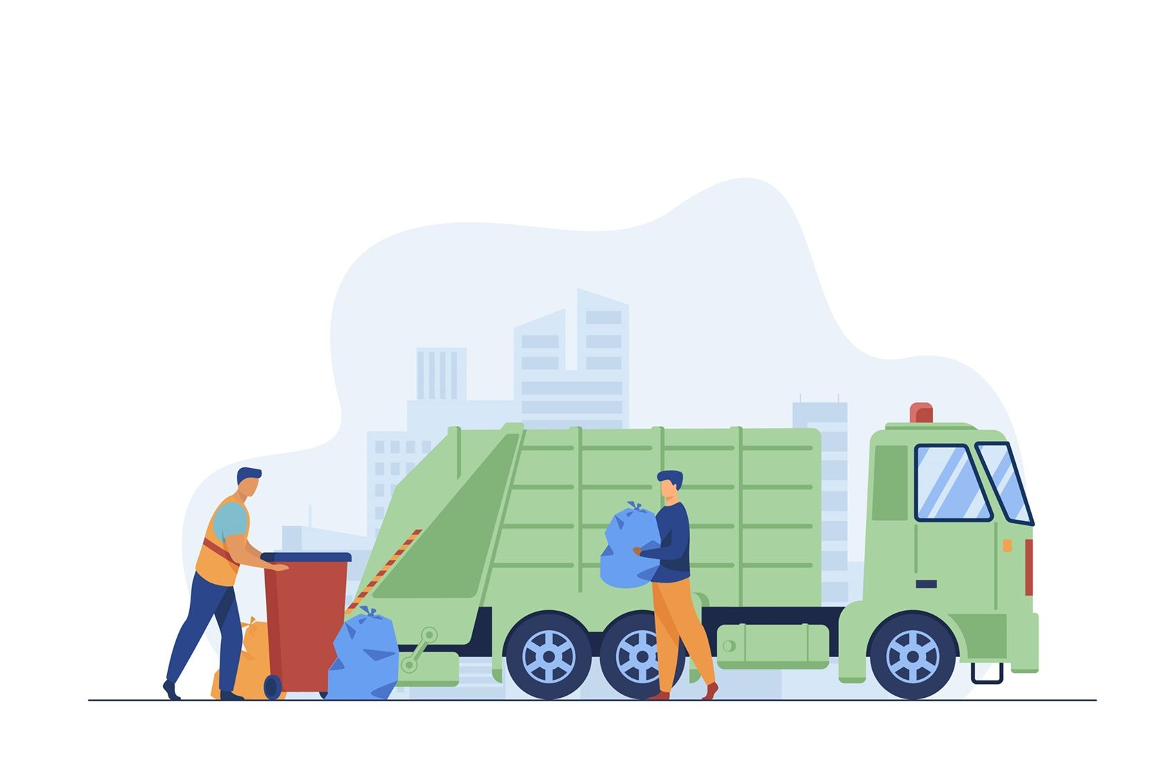 Como fazer o descarte de resíduos da clínica corretamente