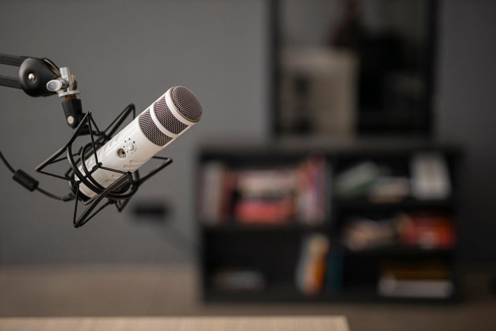 Como fazer um podcast para médicos?
