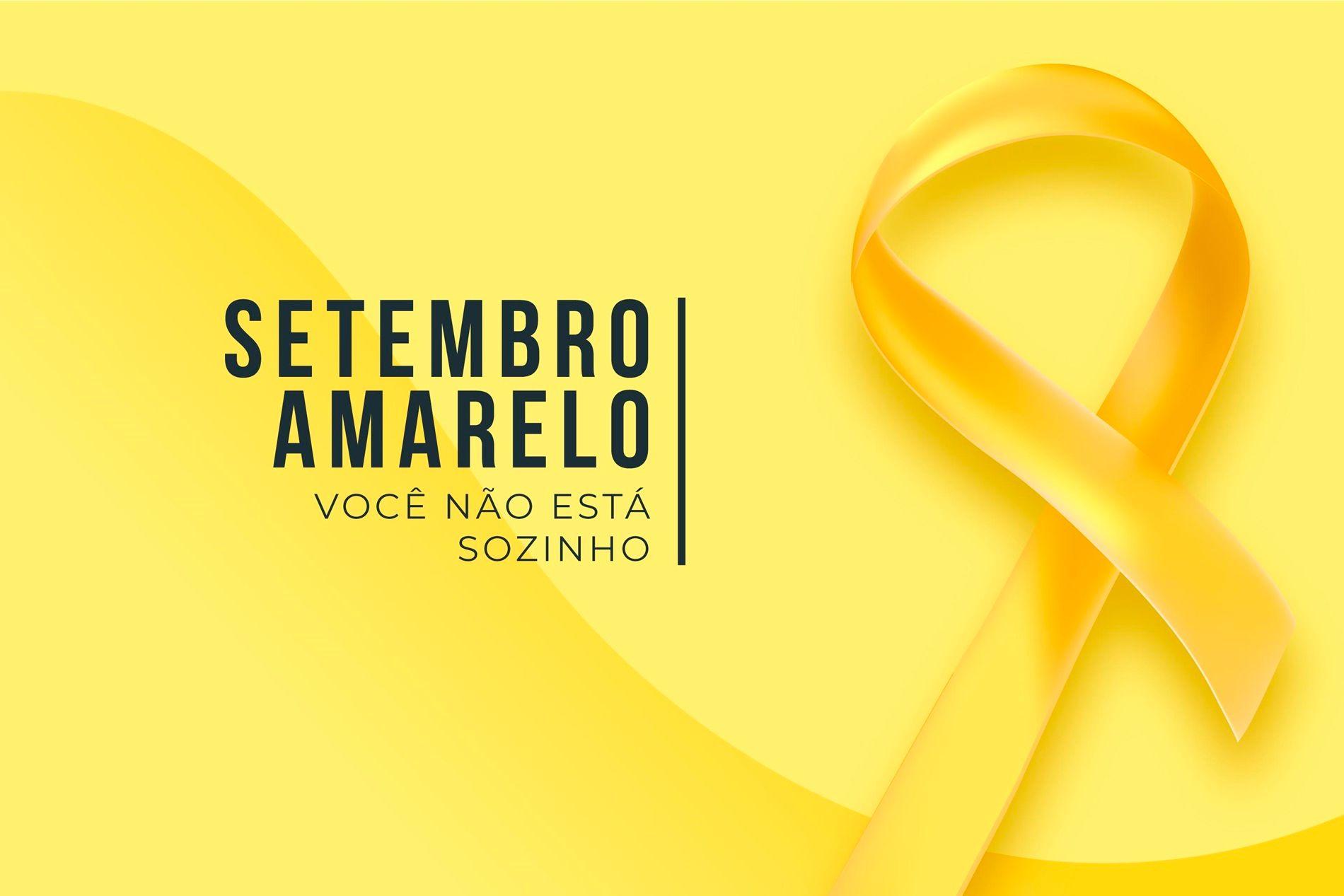 Setembro Amarelo e os efeitos da pandemia