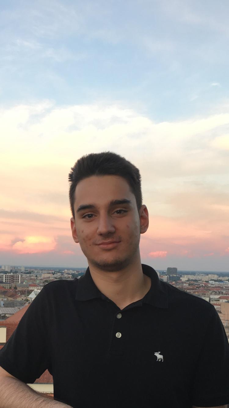 Introducing Panteleimon Athanasiou