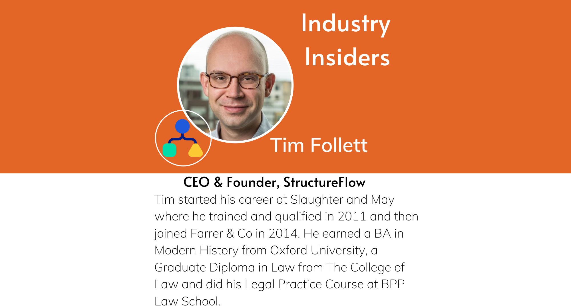 Industry Insiders - Visualising Legal Structures