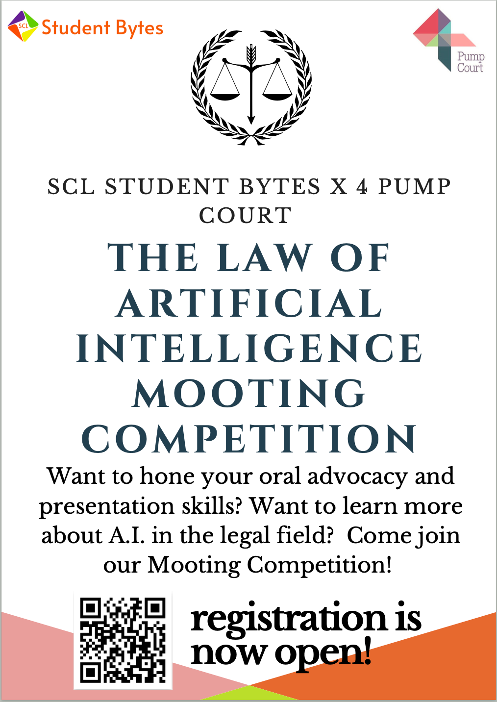 The Law of Artificial Intelligence Mooting Competition