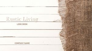 Template Theme : Rustic Living