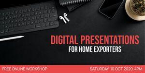 Workshop Alert : Digital Presentations