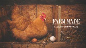 Template Theme : Farm made