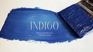 Template Theme : Indigo