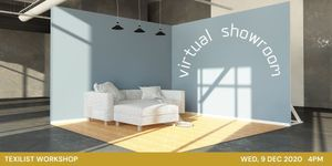 Workshop : Creating Virtual Showrooms (Register Now)