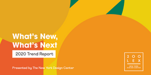 NYDC launches the What's New What's Next 2020 Trend Report