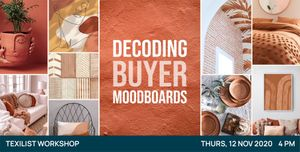 Workshop Alert : Decoding Buyer Moodboards