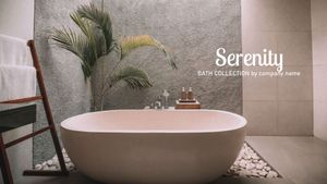 Template Theme : Serenity Bath