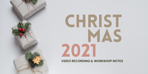 Workshop Takeaways : Christmas Trends 2021