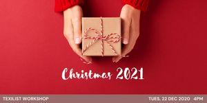 Workshop : Christmas Trends 2021 (Register now)