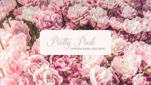 Template Theme : Pretty Pink