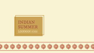 Template Theme : Indian Summer