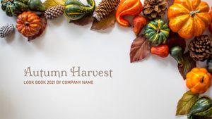 Template Theme : Autumn Harvest
