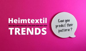The Predictability of Heimtextil Trends (Part 1)