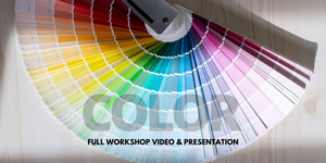 Workshop Video : Color Masterclass
