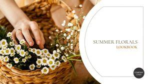 Template Theme : Summer Florals