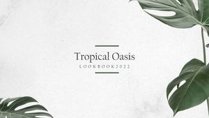 Template Theme : Tropical Oasis