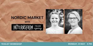 Workshop Alert : Exploring the Nordic Market with Patternsfrom Agency