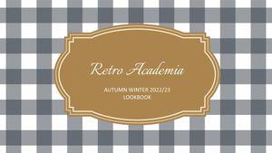 Template Theme : Retro Academia