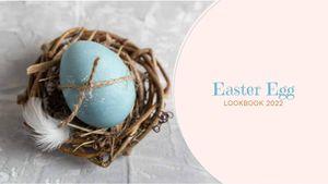 Template Theme : Easter Egg
