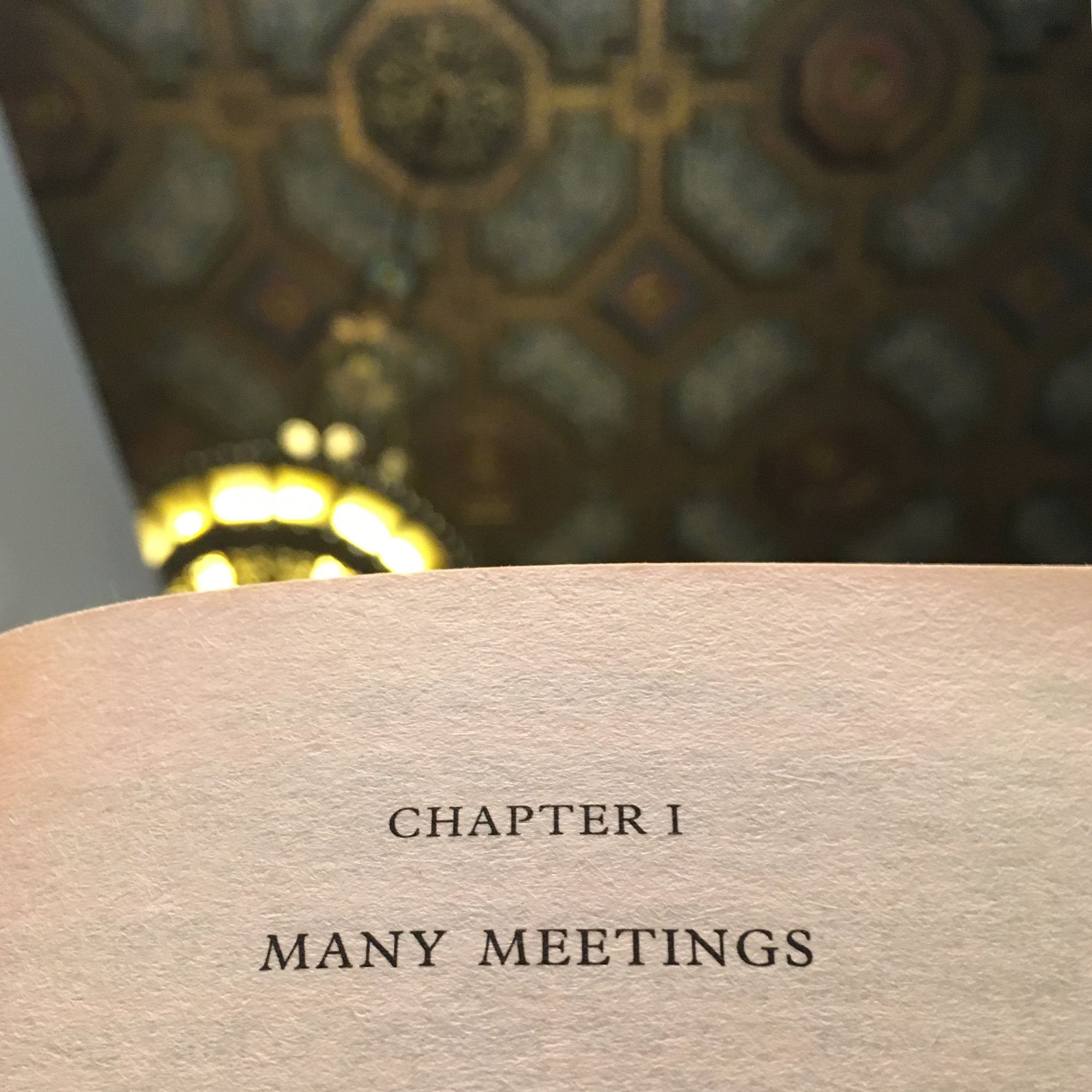 The Fellowship of the Ring: Many Meetings