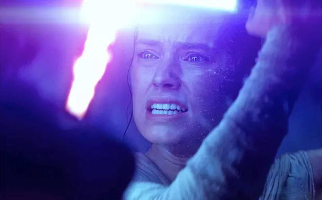 Resisting Temptation Like Luke and Rey