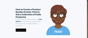New Mini Course:  How to Create Course Collections on the Podia Platform