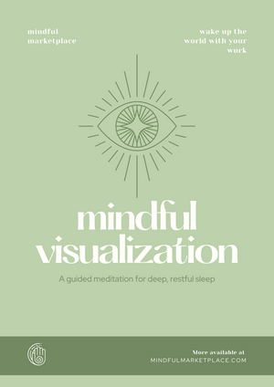A Guided Visualization for Better Sleep