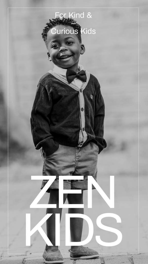 Mindfulness for Kids and Teens:  A Brand New App for Zenful Kids