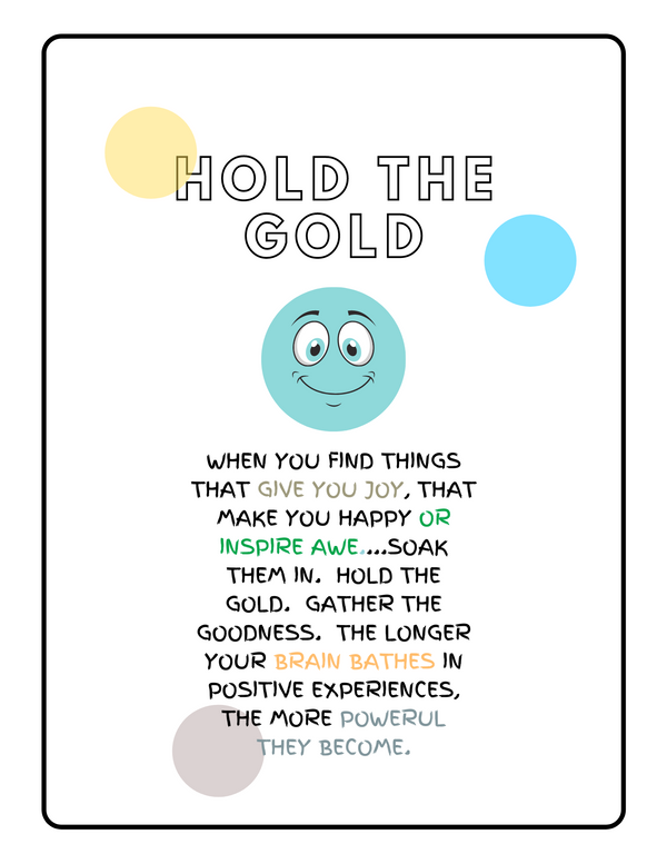 Hold the Gold