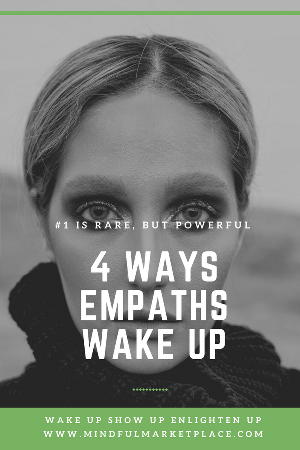4 Signs You are Waking Up (Warning....it can be a lonely road)