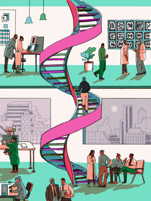 CRISPR in 2018: genetic editing closer to you