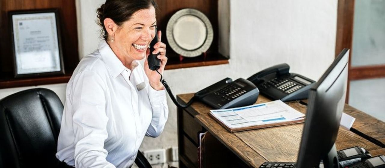 Secretary or receptionist? Understand the difference