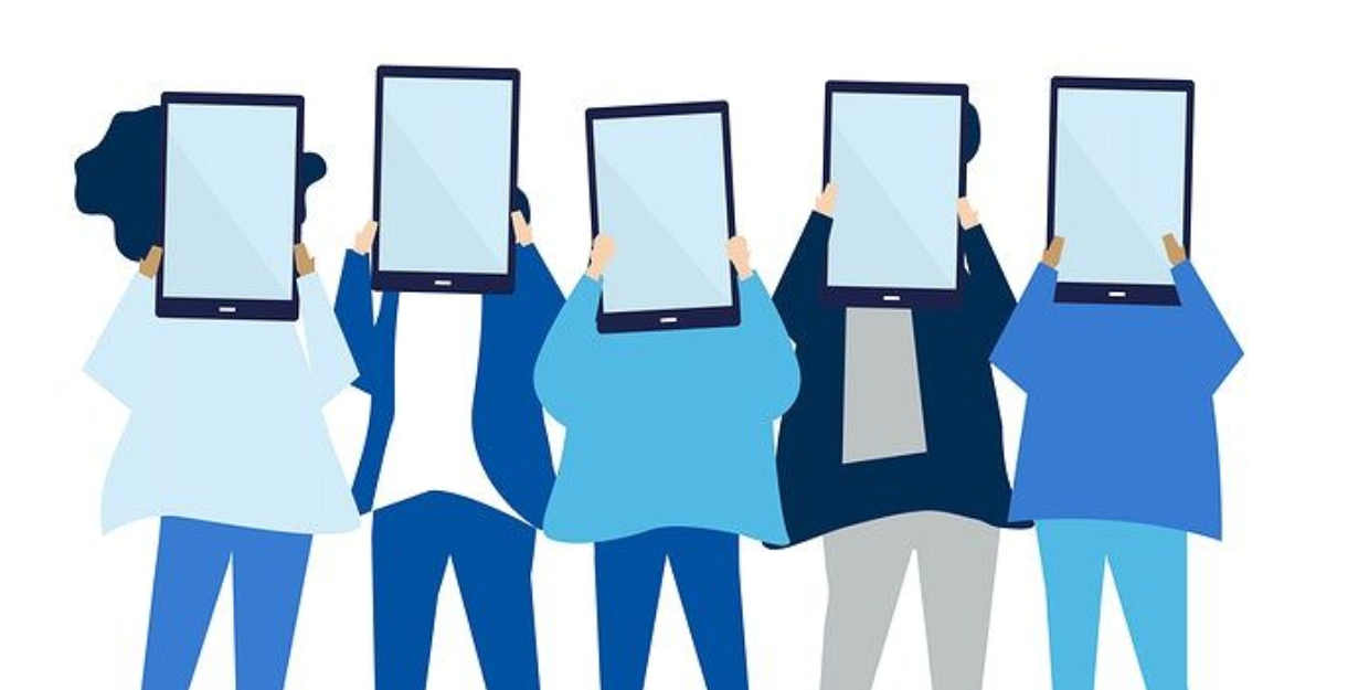 Display: how to use tablets for patients to find rooms