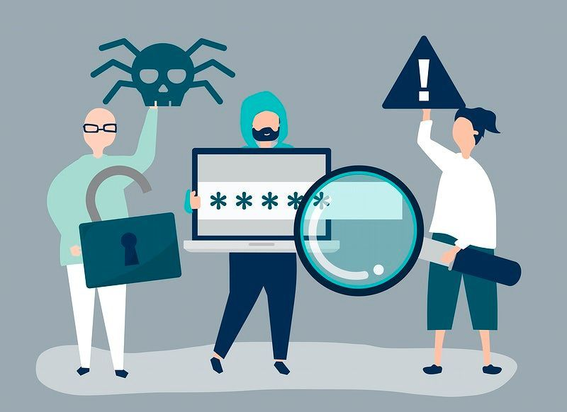 Medical software: the importance of well-crafted passwords