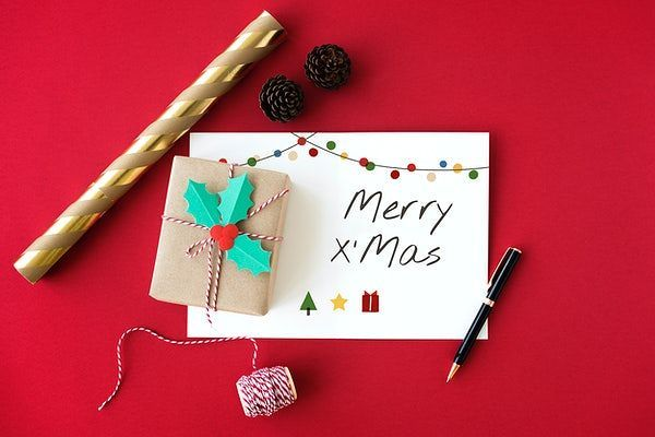 Happy Holidays email templates to send to patients
