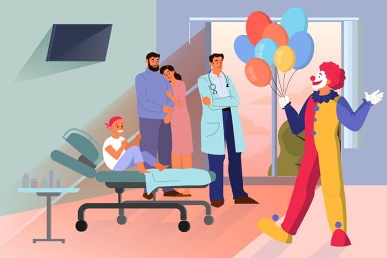 February 15: International Child Cancer Day